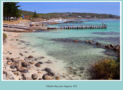 30/366 Beautiful little beach at Flinders Bay near Augusta, Western Australia.  Photographed January 2012 - © Lesley Bray Photography - All Rights Reserved.