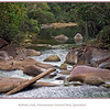 Babinda Creek near The Boulders in Wooroonooran National Park at Babinda, North Queensland, Australia. <br /> <br /> Photographed July 2010 - © Lesley Bray Photography