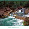 Devil's Pool, a pretty place on the Wonga Track which circuits Babinda Creek, at Babinda, North Queensland, Australia. <br /> <br /> Photographed July 2010 - © Lesley Bray Photography