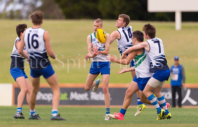 WA State Championships Yr 12 Game #1 Winnacott JFC vs Mazenod JFC 23 09 17-3
