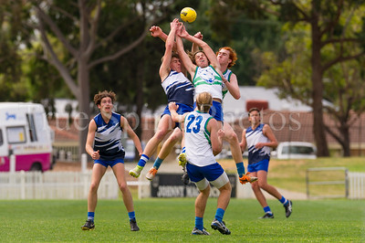 WA State Championships Yr 12 Game #1 Winnacott JFC vs Mazenod JFC 23 09 17-16