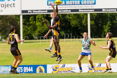 WA State Championships Yr 12 Game #2 Ocean Ridge vs Winnacott JFC 23 09 17-15