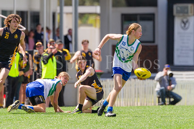 WA State Championships Yr 12 Game #2 Ocean Ridge vs Winnacott JFC 23 09 17-4