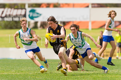 WA State Championships Yr 12 Game #2 Ocean Ridge vs Winnacott JFC 23 09 17-20