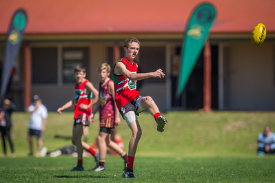 Preliminary_Final_N-C_Yr9_Red_Quinns Thunder_vs_Warwick_Greenwood_Knights_09 09 2018-12