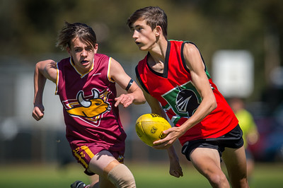 Preliminary_Final_N-C_Yr9_Red_Quinns Thunder_vs_Warwick_Greenwood_Knights_09 09 2018-18