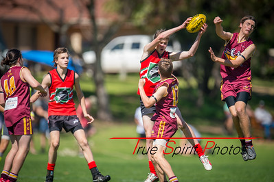 Preliminary_Final_N-C_Yr9_Red_Quinns Thunder_vs_Warwick_Greenwood_Knights_09 09 2018-1