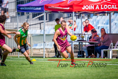 Preliminary_Final_Northern_Conference_18s_Red_Scarborough_Green_vs_Quinns_Bulls_08 09 2019-3