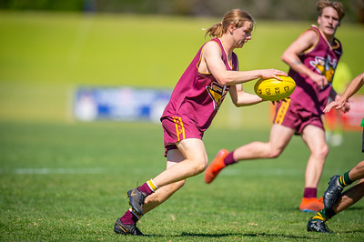 Preliminary_Final_Northern_Conference_18s_Red_Scarborough_Green_vs_Quinns_Bulls_08 09 2019-26
