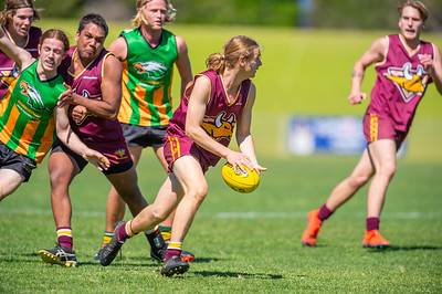 Preliminary_Final_Northern_Conference_18s_Red_Scarborough_Green_vs_Quinns_Bulls_08 09 2019-25