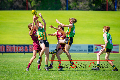 Preliminary_Final_Northern_Conference_18s_Red_Scarborough_Green_vs_Quinns_Bulls_08 09 2019-4