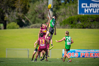 Preliminary_Final_Northern_Conference_18s_Red_Scarborough_Green_vs_Quinns_Bulls_08 09 2019-20