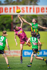 Preliminary_Final_Northern_Conference_18s_Red_Scarborough_Green_vs_Quinns_Bulls_08 09 2019-14