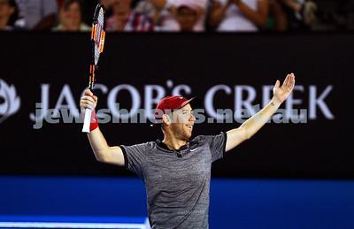 Australian Open 2015. Day 5.