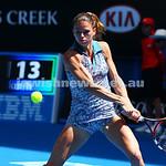 24-1-15. Australian Open 2015. Round 3 Women