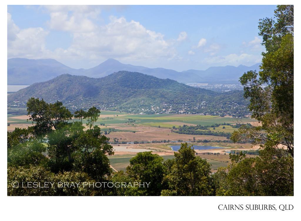 Cairns Suburbs
