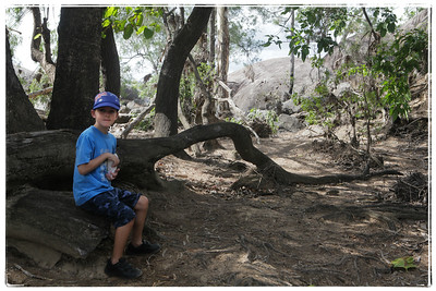 Daniel at Granite Gorge Nature Park