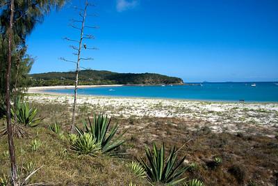 Kookaburra's view of Great Keppel Island