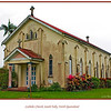 This Catholic church was in amongst the cane fields at South Tully, North Queensland, Australia. <br /> <br /> Photographed July 2010 - © Lesley Bray Photography