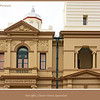 'The Towers' has lots of beautiful old buildings retaining their charm in including the Post Office or Telegraph Office dated 1898.<br /> Charters Towers, Queensland, Australia<br /> <br /> Photographed July 2010 - © Lesley Bray Photography