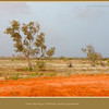 The wind is now blowing a gale and the severe storm is ready to hit down on us.  The amount of rain that fell in the next two hours was amazing.  Windorah in outback Queensland, Australia.<br /> <br /> Photographed September 2010 - © Lesley Bray Photography.