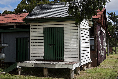This looks like what was once the Yandilla Railway Siding