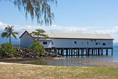 At Port Douglas, North Queensland  12 June 2010