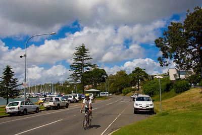 Part of Royal Esplanade at Manly