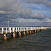 Wellington Point Jetty.