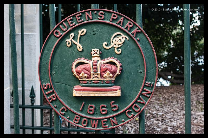 Gateway to Queen's Park
