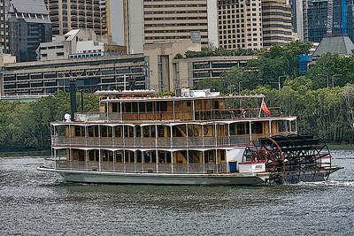 Kookaburra River Queen
