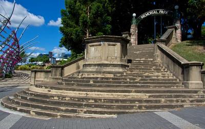 South Brisbane Memorial Park