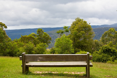 A nice place to sit - we didn't make it down to the caves, unfortunately Jacinda hurt her back.  There is always next time.