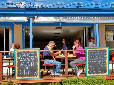 Waves Fish n Chips Shop