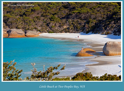 Little Beach at Two Peoples Bay near Albany, Western Australia