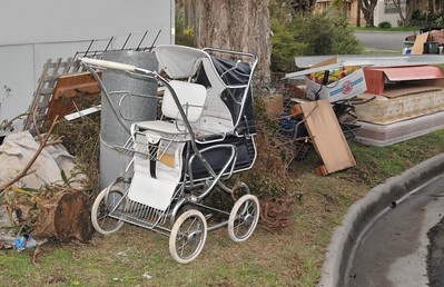 Steelcraft Consort pram  - One owner since 1970!