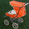 "Extremely rare Cyclops ""Sherwood"" stroller -unrestored"