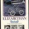 Vintage Steelcraft Elizabethan pram leaflet