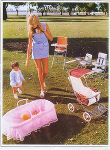 1969-70 Steelcraft pram brochure.