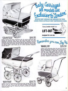 1970 London baby carriages page 07