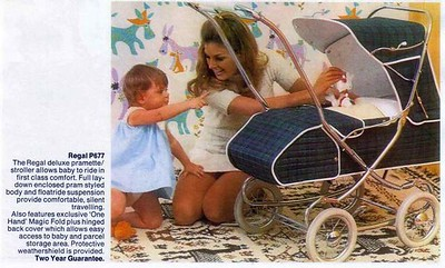 1969-70 Steelcraft Regal pram