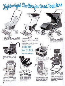 1970 London baby carriages page 06
