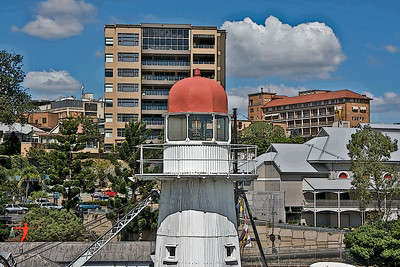 Bulwer Island Lighthouse
