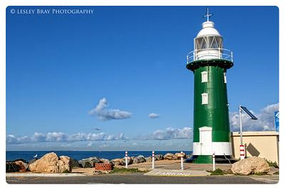 South Mole Lighthouse