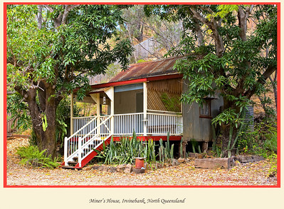 Miner's Cottage, Irvinebank
