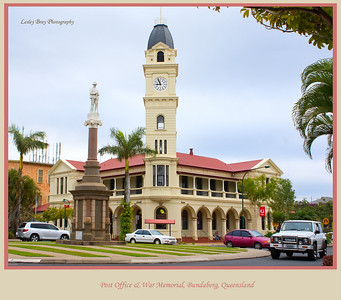 Post Office, Bundaberg