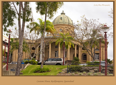 Customs House, Rockhampton