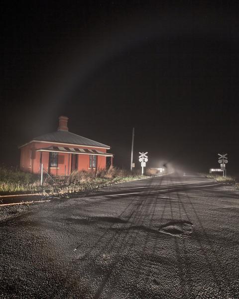RailHouse Fogbow