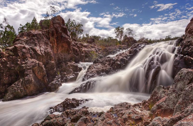 Kings Plains Waterfall