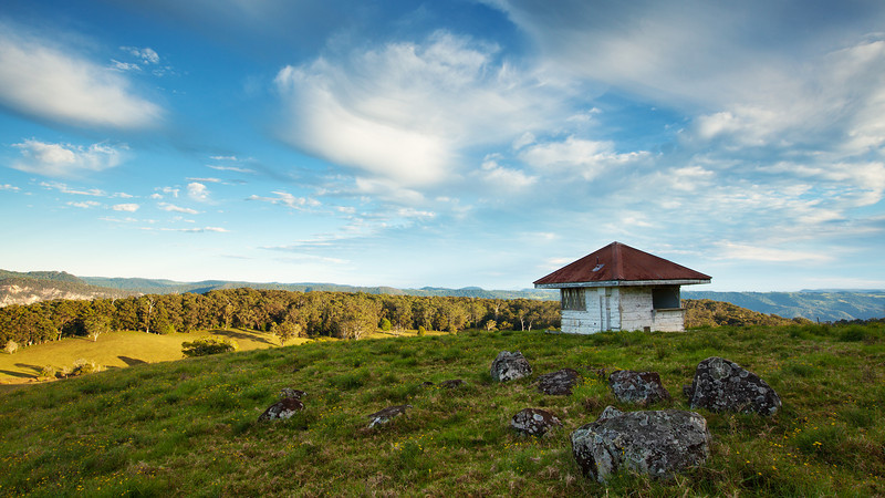 Springbrook Hut